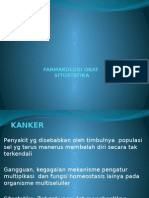 22. Farmakologi Obat Sitostatika Feb 2013
