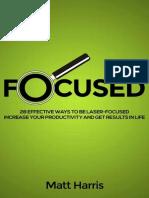 Focused -