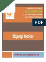 Tandoor Manufacturer in delhi