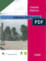 Informes GEOlocales CiudadBolivar