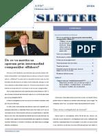 LAVECO Buletin 2015/4 - De ce va merita sa operam prin intermediul companiilor offshore?