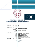 Avance 1 - Proyecto Wellpoint
