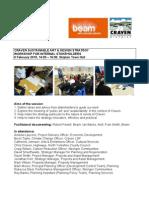 Craven Workshop 1 Notes INTERNAL