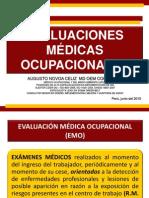 03. Evaluación Médica Ocupacional