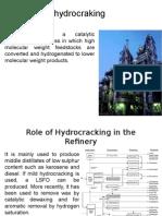 Hydrocraking