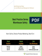 Best Practices for Warehouse Safety