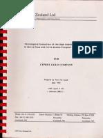 CQ T.leach Report 1992