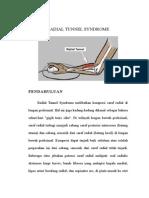 Sindrom Terowongan Radial