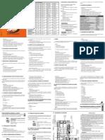 P03047 Manual de Instrucoes Central Facility 4T Rev0