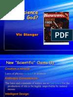 Has Science Found God