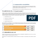 Audit de Site Web