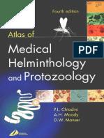 Atlas of Medical Helminthology and Protozoology -Churchill Livingstone (2001)