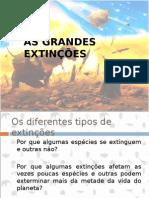 Grandes Extinções