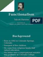 Functionalism