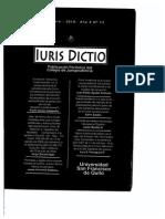 USFQ.- Iurisdictio N.- 13