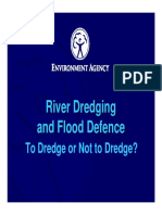 EA Position on Dredging