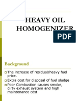 Homogenizer Advantages