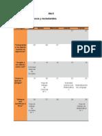 Abril Plan de evaluación