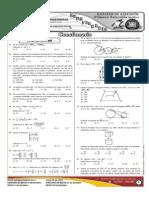 Examen y Solucionario Primera Selección UNCP 2016-0