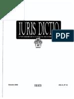 USFQ.- Iurisdictio N.- 12