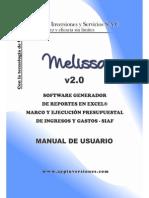 Manual Práctico - Melissa v2.0 AYP