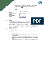 Silabo Administracion de Proyectos 2014