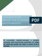 Convertidor Reductor Elevador Buck Boost