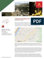 Cityguide Bellinzona