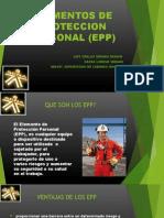 Elementos de Proteccion Personal (Epp)