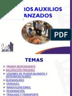 Manual de Primeros Auxilios SAFE Ltda