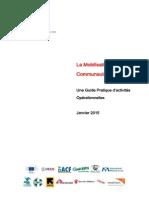 La Mobilisation Communautaire Au Mali Etude de Cas