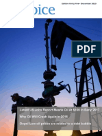 OilVoice Magazine - Edition 45 - December 2015