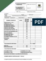 ADT-FO-370-017 Formulacion de Nutricion Parenteral