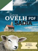 Livro eBook o Fator Ovelha Sadia