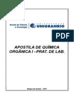 Apostila de Organica Experimental