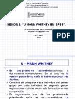 Exp 6_actividad u Mann Whitney