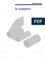 Weldable Couplers
