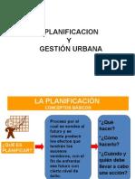 Planificacion y Gestion Urbanaa