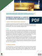 Convocatoria para Medios Comunitarios de Bogotá