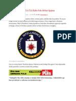 SAVETA AGENTA CIA Kako Biti Dobar Špijun
