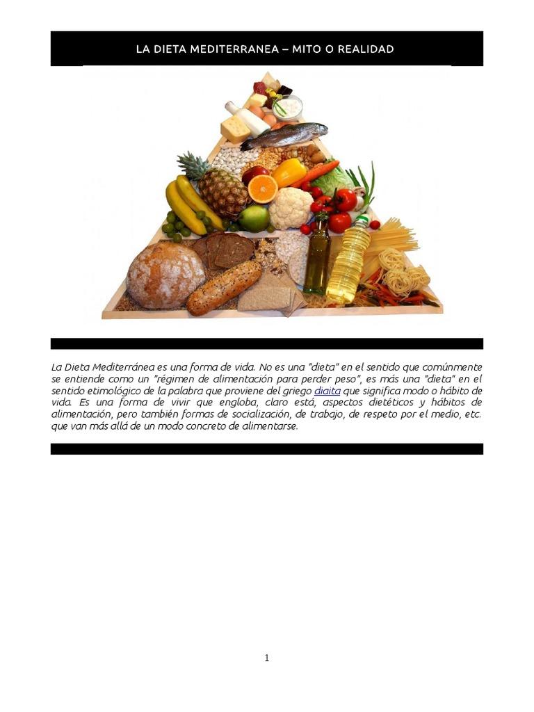 Dieta_Mediterranea.pdf - Dieta mediterránea - Dieta