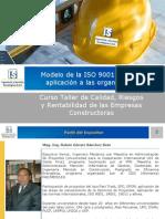 01 Modelo de La ISO 9001 y Su Aplicacion a Las Organizaciones