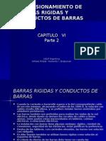 CAP-IV, Part 3 Dimencionamiento de BARRAS
