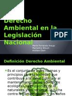 Derechos de La Naturaleza Ecuador