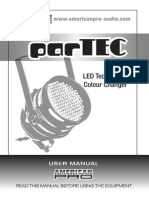 Partec - User Manual