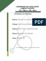 Manual de Instalación de Test Pulse y Enfermería-Med
