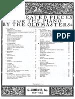 Haydn - Andante in Fa Minore