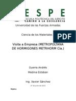 Empresa Hormigonera Final