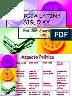 América Latina Siglo Xx