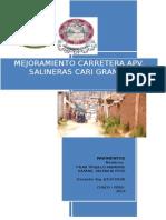 Informe de Campo 1er